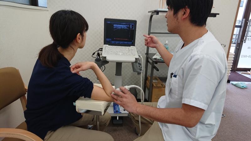鶴間うえき整骨院の治療法